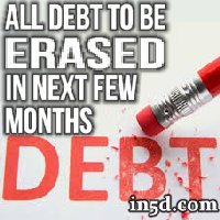 debt-erased