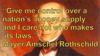 Mayer Amschel Rothschild quote