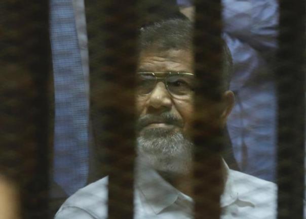 Obama's NWO Stooge Mohamed Morsi