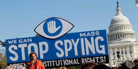 stop spying nsa
