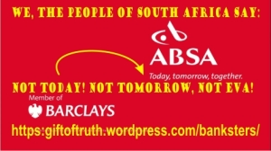 ABSA - not today