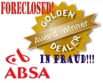 ABSA - winner in fraud