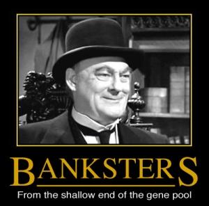 Banksters gene pool