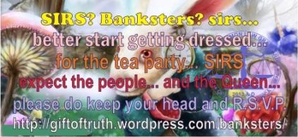 SIRS banksters sirs