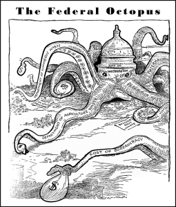 The federal octopus