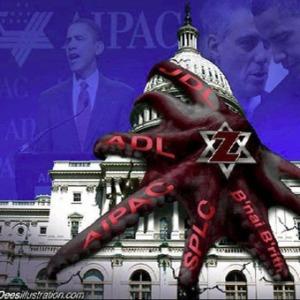 Zionist octopus 1