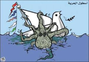 zionist octupus