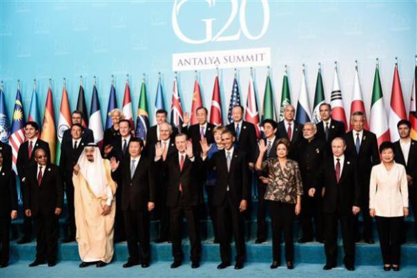 G20 Summit in Antalya Turkey was drowned out of the media spotlights due to the hyped false flag Paris attack and declaration of Martial Law.