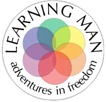 Learning Man logo