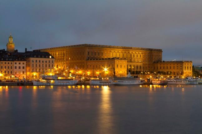 Swedish palace