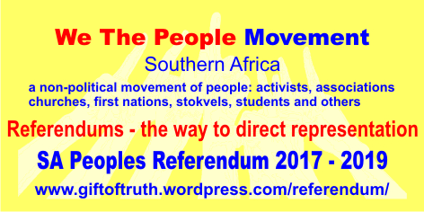 Referendums - the way to direct representation