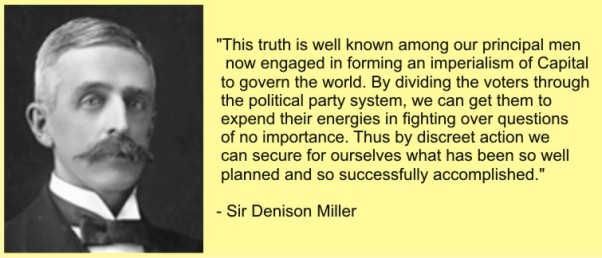 Sir Denison- this truth