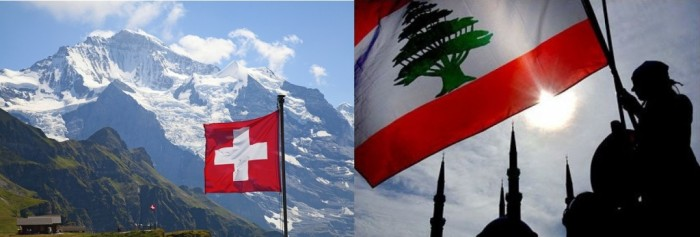 Switzerland and Lebanon