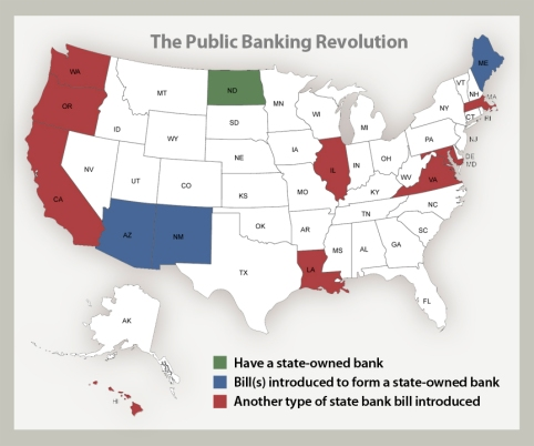 STATE BANK MOVEMENT