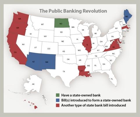 STATE BANK MOVEMENT