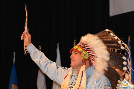 AFN CHIEF PERRY BELLEGARDE