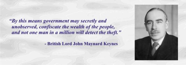 JOHN KEYNES MONEY QUOTE