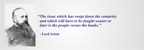 LORD ACTON MONEY QUOTE