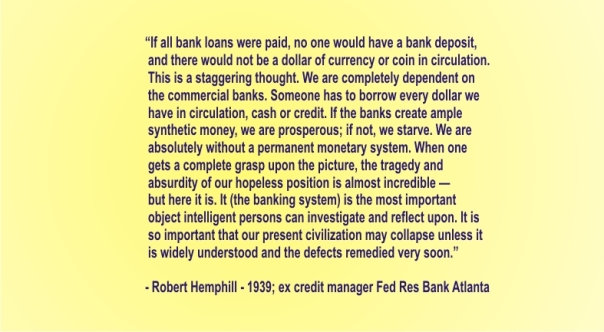 ROBERT H. HEMPHILL - if all bank loans were paid