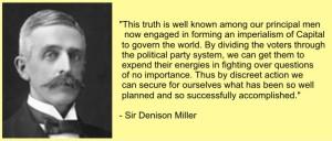 Sir Denison- this truth