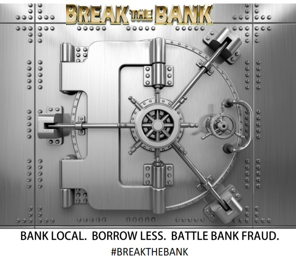 BREAK THE BANKS VAULT2