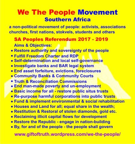 WTPM - aims & objectives
