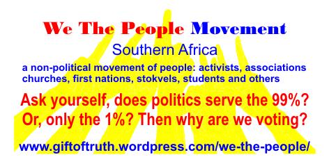WTPM - does politics serve