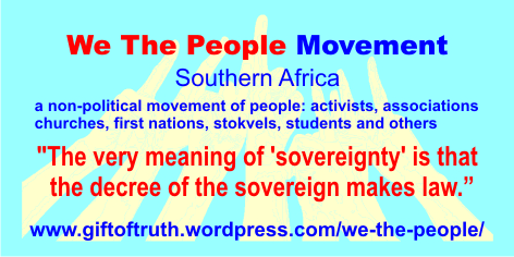 WTPM - the decree of the sovereign