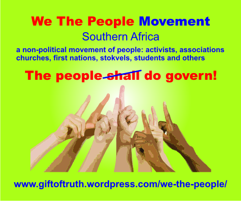 WTPM - the people do govern