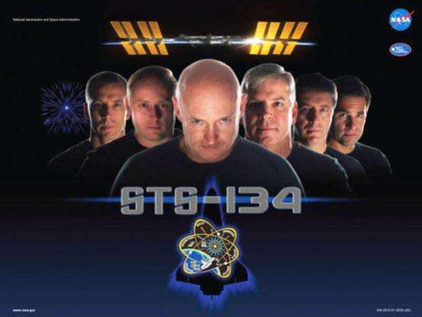 expedition 21 Astronots play stars in NASA mission movie