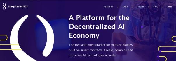SINGULARITYNET - a platform for AI economy