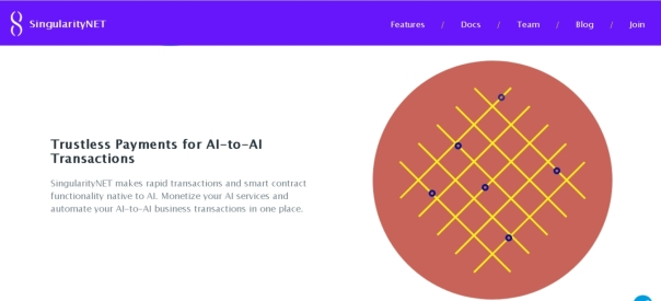 SINGULARITYNET - AI to AI