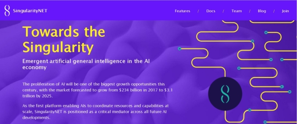 SINGULARITYNET - towards the singularity