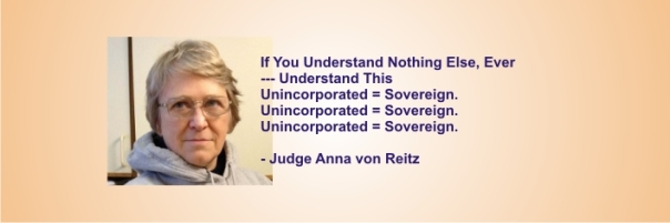 Anna - Unincorporated = Sovereign